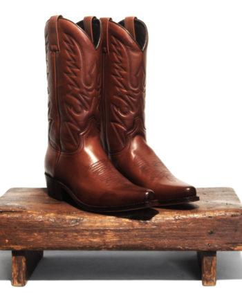 trans am brun høj støvle