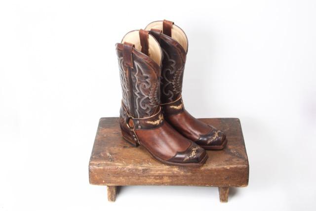 4060 Sendra Lædersmeden boot boots støvle støvler cowboystøvle cowboystøvler western