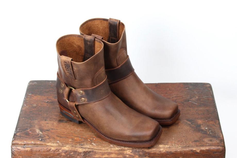 9077 Sendra Lædersmeden boot boots støvle støvler cowboystøvle cowboystøvler western