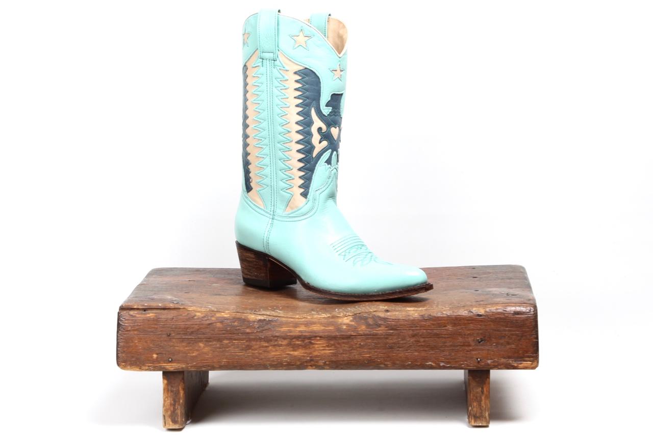 Sendra Lædersmeden 14114 Støvle Boot Støvler Boots Cowboystøvler cowboy
