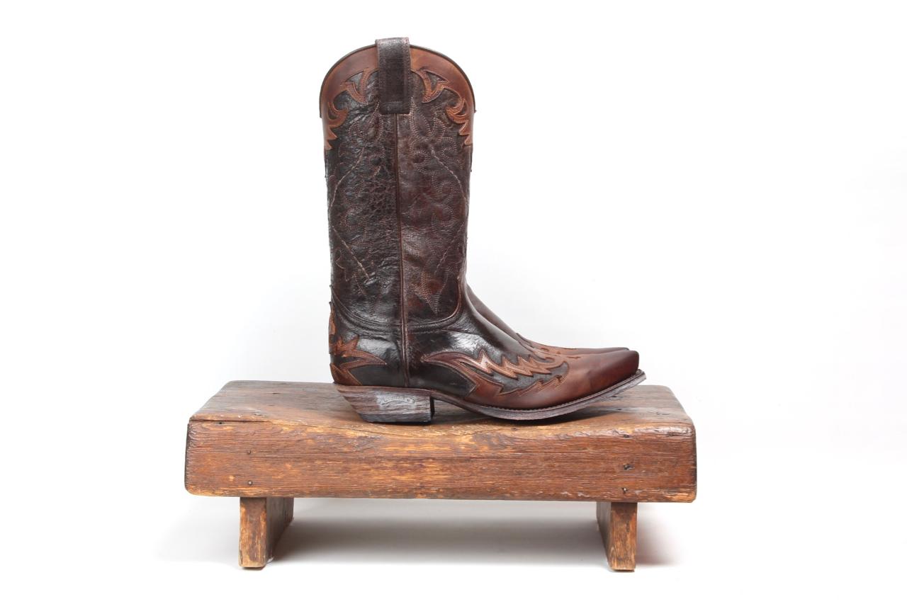 Sendra Lædersmeden 9669 boot støvle boots støvler brown brun