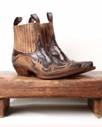 Sendra El Camino læderstøvler