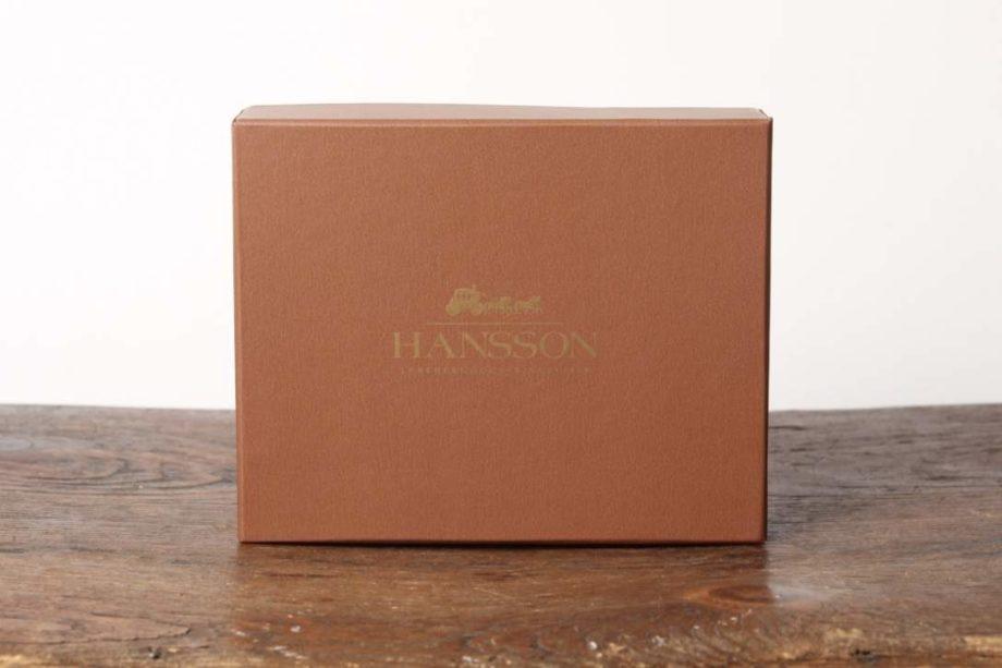 Hansson håndlavede lædervarer siden 1949