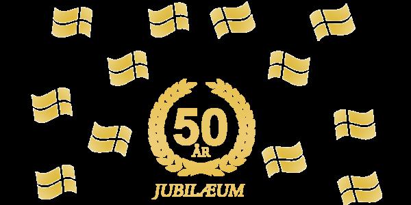 50 YEARS hjemmeside flag 2