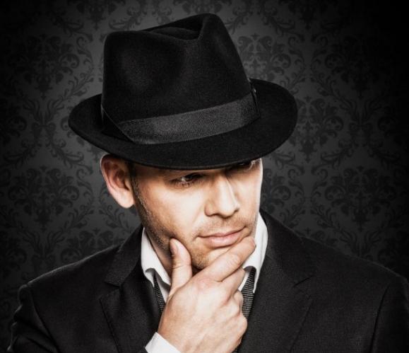 sort-hat-duke-modelfoto