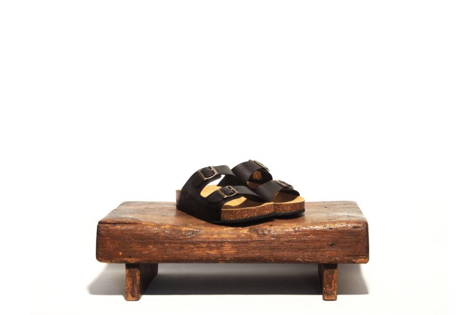 sort sandal formentera